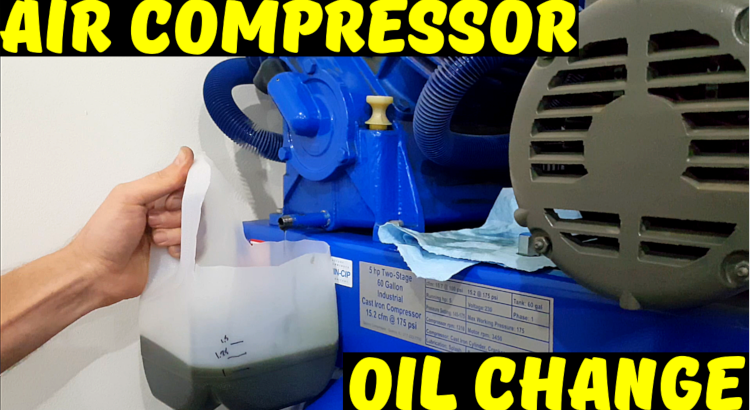 Air Compressor Maintenance Feature Image
